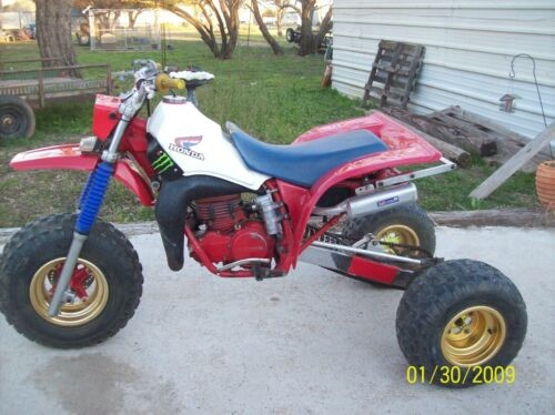 1984 Honda atc 250r Red for sale craigslist